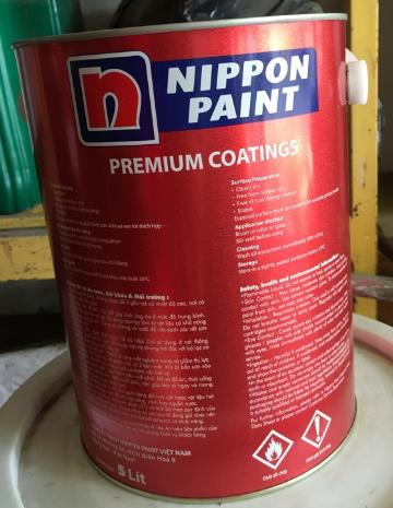 Hướng dẫn sơn phản quang nippon